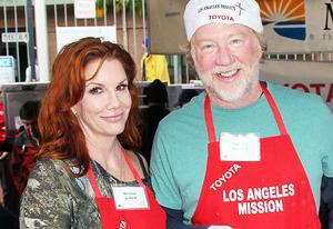 Melissa Gilbert and Timothy Busfield | Photo Credits: David Livingston/Getty Images