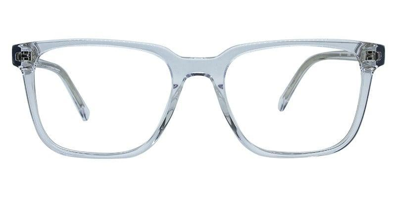 <p>If you like the clear frames but are looking for a more square silhouette, get these <span>Lensabl Pimlico Glasses</span> ($77, originally $97).</p>