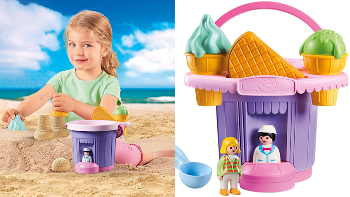 Best Easter gifts: Ice Cream Shop Sand Bucket