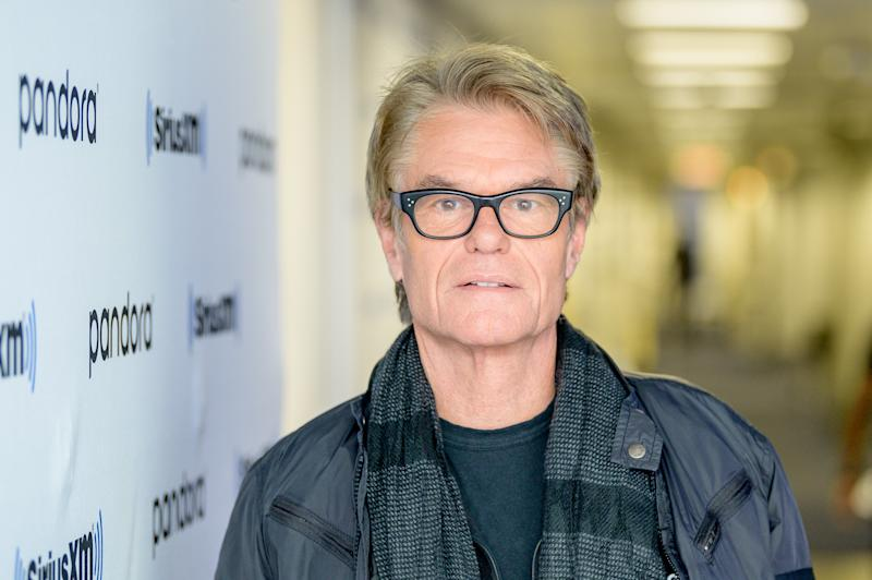 NEW YORK, NEW YORK - DECEMBER 10: (EXCLUSIVE COVERAGE) Harry Hamlin visits SiriusXM Studios on December 10, 2019 in New York City. (Photo by Roy Rochlin/Getty Images)