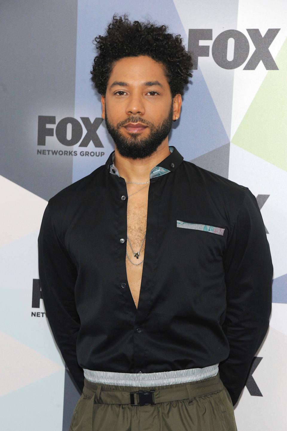 """Chicago police confirmed that the trajectory of their investigation into the alleged attack on <a href=""""https://www.huffingtonpost.com/topic/jussie-smollett"""" target=""""_blank"""" rel=""""noopener noreferrer"""">Jussie Smollett</a> has """"shifted."""" (Photo: John Palmer/MediaPunch/IPx)"""
