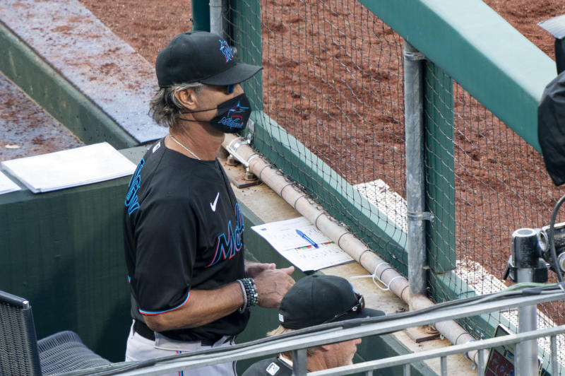 Marlins' home opener postponed after several players, coaches test positive for coronavirus
