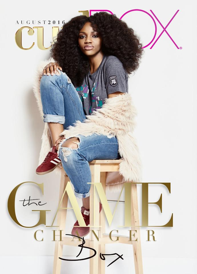 """<p>""""Since 2011, curlBOX has been a force in the haircare and beauty category by providing a unique service of content, media, and products to a growing audience that is continuing to reflect the ethos of the mainstream culture – beauty comes in all shapes, colors and sizes. As a result of our strong focus on our brand mission, curlBOX continues to gain traction nationwide by serving a lucrative, niche market,"""" says founder and CEO of curlBox Myleik Teele. """"Ithas changed the way women try and purchase haircare products. Our monthly box delivers full and sample sized products designed for naturally curly hair.""""Visit<a rel=""""nofollow"""" href=""""http://www.curlbox.com/16/home.htm"""">curlBOX</a>for more info. </p>"""