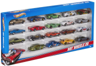 """<p>While most of these palm-sized cars go for just a few dollars, rare finds can be worth thousands. Among the most valuable is <a href=""""https://www.laweekly.com/arts/hot-wheels-convention-125-000-volkswagen-beach-bomb-and-other-awesome-collectables-2374261"""" rel=""""nofollow noopener"""" target=""""_blank"""" data-ylk=""""slk:the 1969 &quot;Volkswagen Beach Bomb&quot; prototype"""" class=""""link rapid-noclick-resp"""">the 1969 """"Volkswagen Beach Bomb"""" prototype</a>, designed with surf boards hanging out the back window and wheels that made it too large for Mattel's race tracks. Though it never went into wide production, that's what makes it all the more valuable to collectors, who value it around $125,000. </p>"""