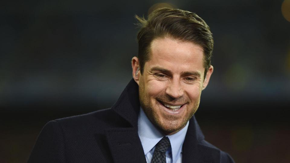 Surprise pick: Jamie Redknapp has announced who he thinks England's best player is so far