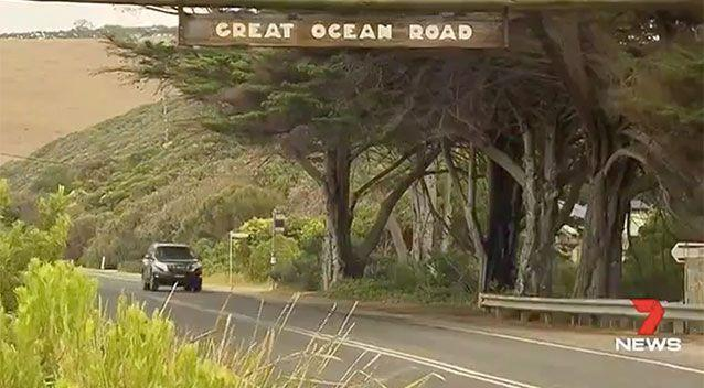 Almost half of all Chinese tourists who travelled to Victoria in 2016 took a trip along the Great Ocean Road. Source: 7 News