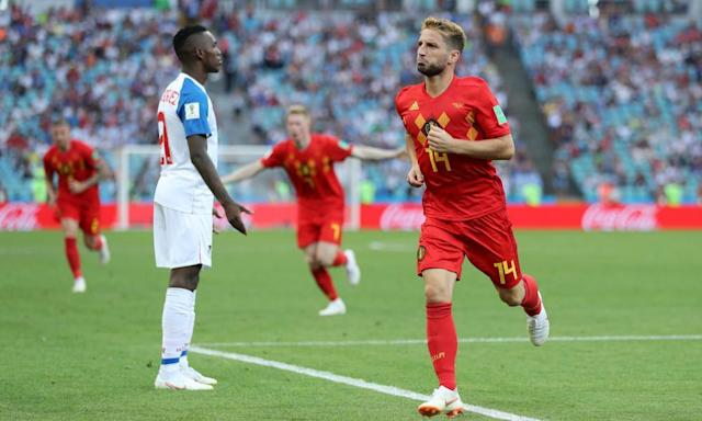 Romelu Lukaku double ensures Belgium stroll to win against Panama