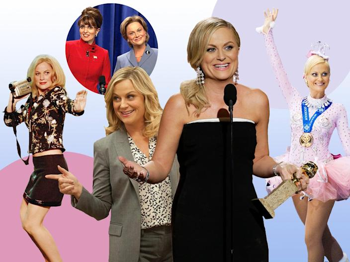 Getty/Shutterstock/SNL/Paramount Pictures (amy poehler main)