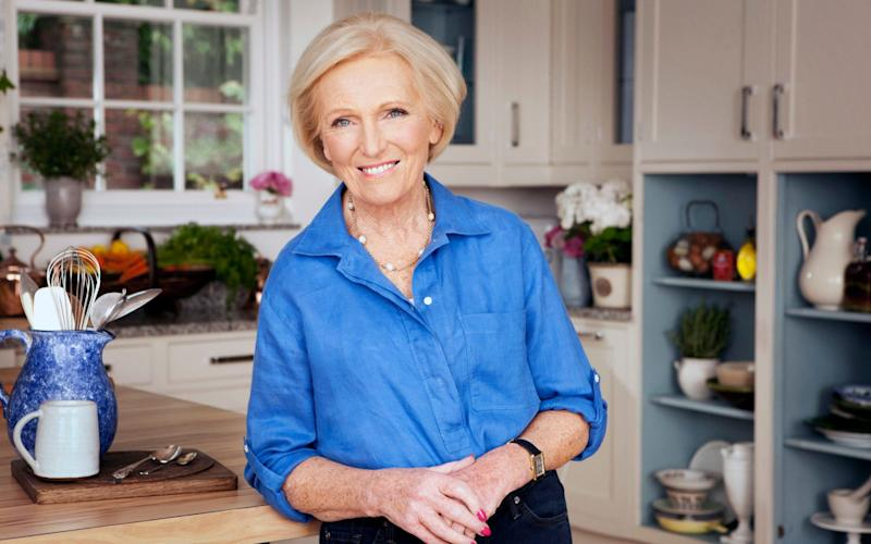 Mary Berry - BBC