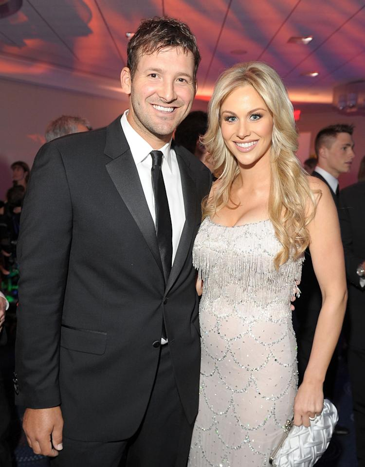 Tony Romo, Candice Crawford
