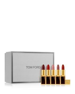 <p>The <span>Tom Ford Beauty Mahogany Lip Color Set</span> ($75) is the perfect lip set for all occasions.</p>