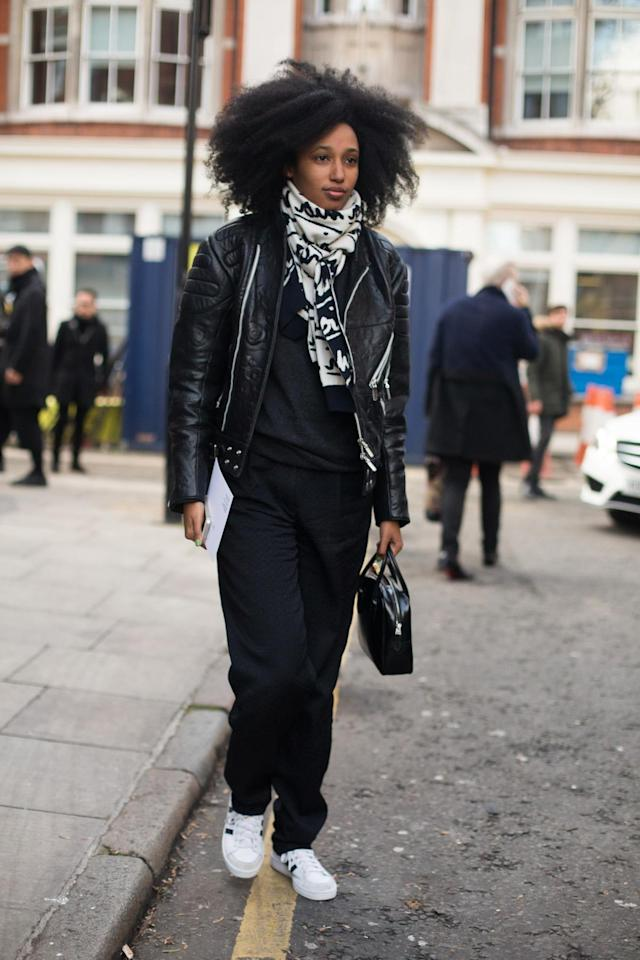 <p>Julia Sarr-Jamois is a stylist and fashion editor with a cult following. (Photo: Getty Images) </p>