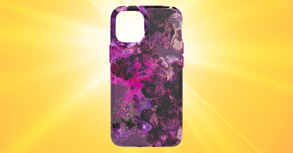 Tech21 EcoArt Collage Case for iPhone 12 mini (Photo: Verizon Wireless.Getty)