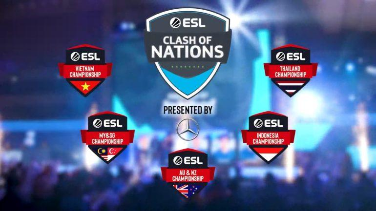 ESL Clash of Nations