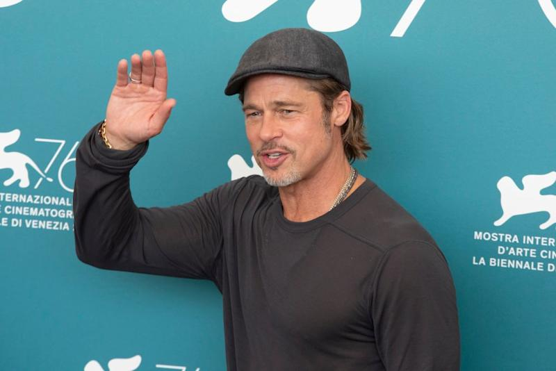 Brad Pitt Discusses Coming to Terms With His ''Mistakes''