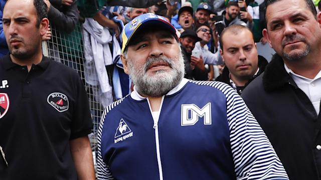 The 59-year-old has departed the Argentine side after only managing to oversee three victories in his short spell in charge
