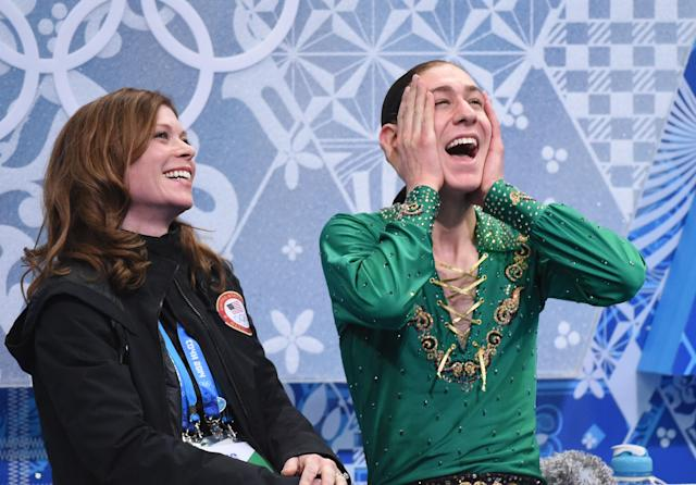 Why Jason Brown fell so far in the figure skating standings