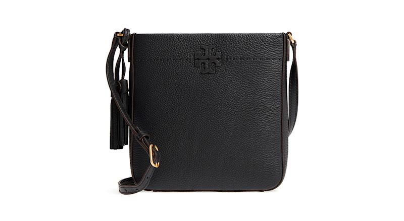 This crossbody is about to become your go-to everyday bag. (Photo: Walmart)