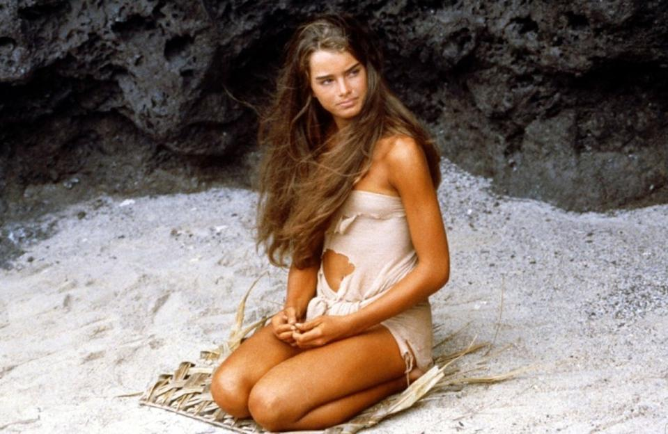 """<h1 class=""""title"""">Brooke Shields in <em>The Blue Lagoon</em></h1><cite class=""""credit"""">Photo: Courtesy of Columbia Pictures</cite>"""