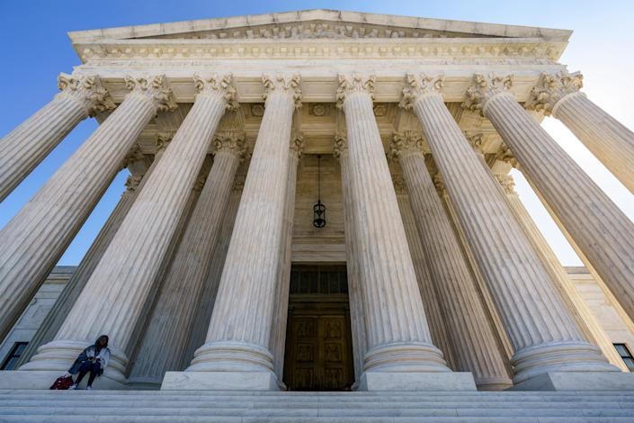 The last time the Supreme Court overturned 50 years of precedent was in Brown v. Board of Education.