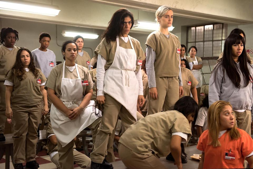 'OITNB' cast after SAG win: 'What unites us is stronger than what divides us'