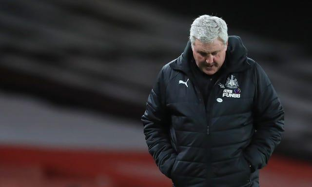 These are worrying times for Newcastle and Steve Bruce