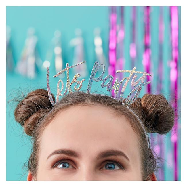 Let's Party headbands
