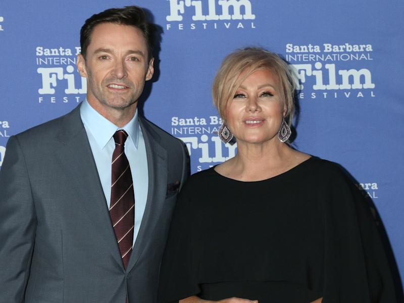 Hugh Jackman's Wife Deborra Lee-Furness Addresses Rumors About His Sexuality