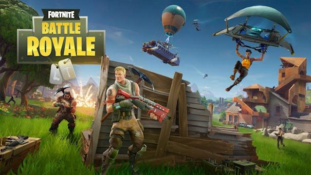 'Fortnite Battle Royale' saw its popularity explode this year after a slow start in 2017.