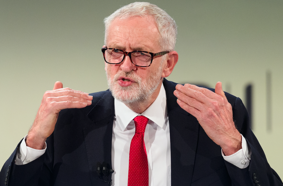 <em>Labour leader Jeremy Corbyn is also pushing for a General Election (Getty)</em>