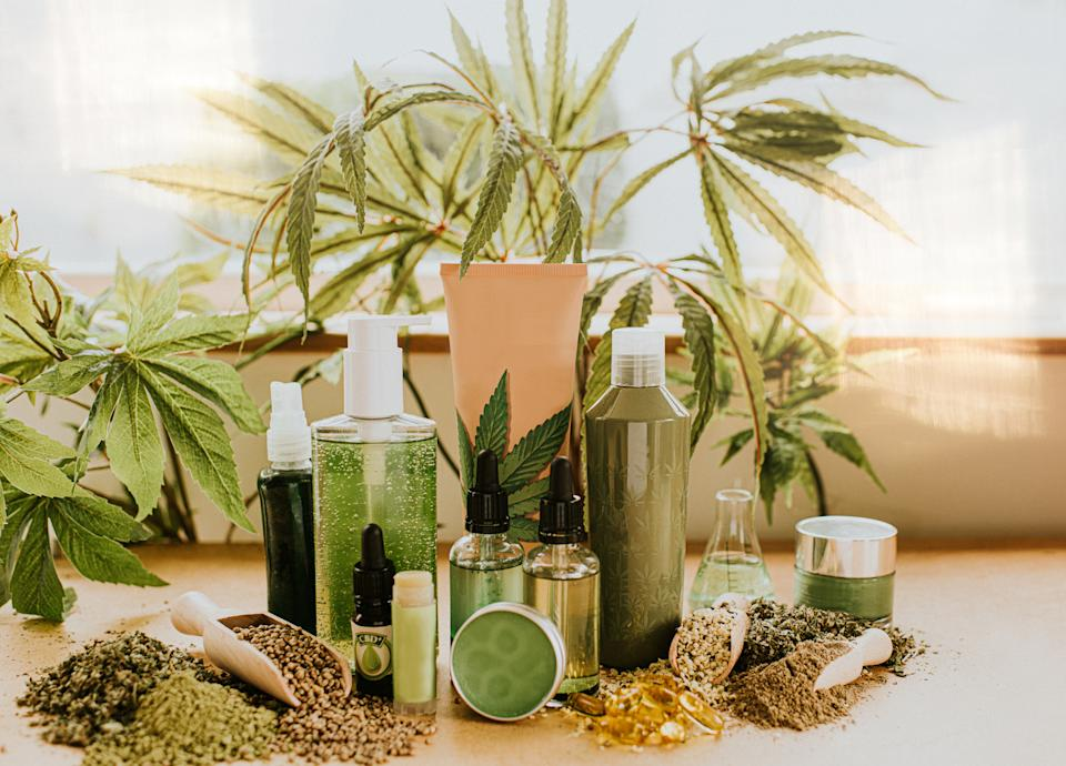 Hemp is used in a variety of products and has wide-reaching benefits according to experts. (Getty Images)