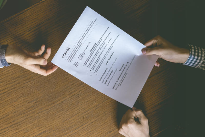 How Many Pages Should Your Resume Be Here S The Science