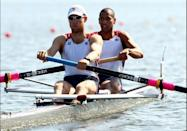 """<div class=""""caption-credit""""> Photo by: John Gichigi/Getty Images</div><div class=""""caption-title"""">Rowing</div>Rowing <br> Annual Cost: Negligible <br> Years Training: Two-plus <br> <br> College Crew is the springboard to Olympic rowing, which means sacrificing lots of potential salary even as out-of-pocket costs are low. Top college rowers are invited to training centers, where many do odd jobs for locals in exchange for lodging. Most live on less than $1,000 a month. <br> <br> <p> <a rel=""""nofollow noopener"""" href=""""http://www.forbes.com/pictures/efkk45jdje/the-first-time-in-companies-provided-revenue-through-advertising-during-the-olympic-games-was-in-athens-in-1896/?utm_source=yahooshine&utm_medium=partner&utm_campaign=olympians&partner=yahooshine#gallerycontent"""" target=""""_blank"""" data-ylk=""""slk:Fun Facts About Olympic Sponsorship"""" class=""""link rapid-noclick-resp"""">Fun Facts About Olympic Sponsorship</a> </p>"""