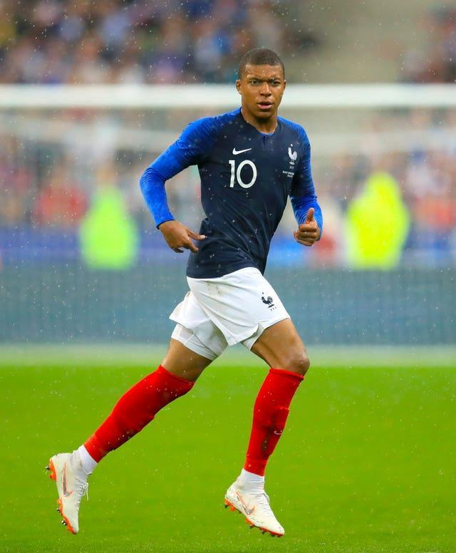 FIFA say the changes would reduce the workload for international stars like France forward Kylian Mbappe