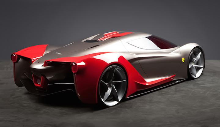 Ferrari Concept Cars That Could Preview The Future Of The Brand