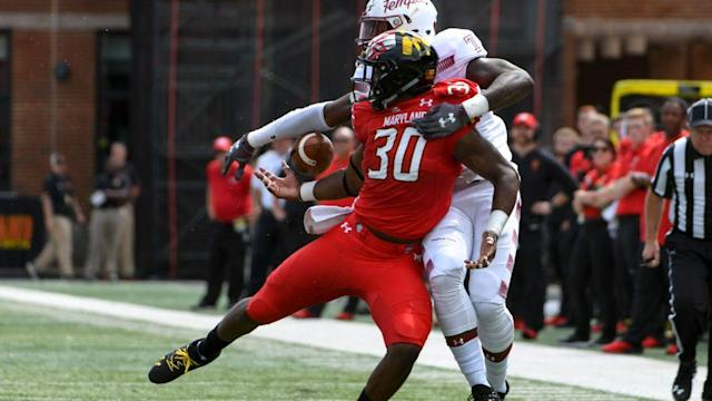 Third Maryland player tears ACL this offseason, with LB Durell Nchami being the latest
