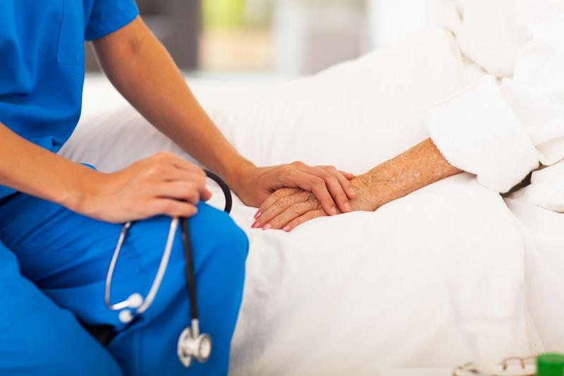 Nurses have revealed the last words of their patients. Photo: Getty Images