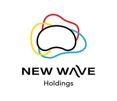 New Wave Holdings Corp. Logo (CNW Group/New Wave Holdings Corp.)