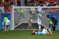 Argentina football crisis deepened by Rio exit