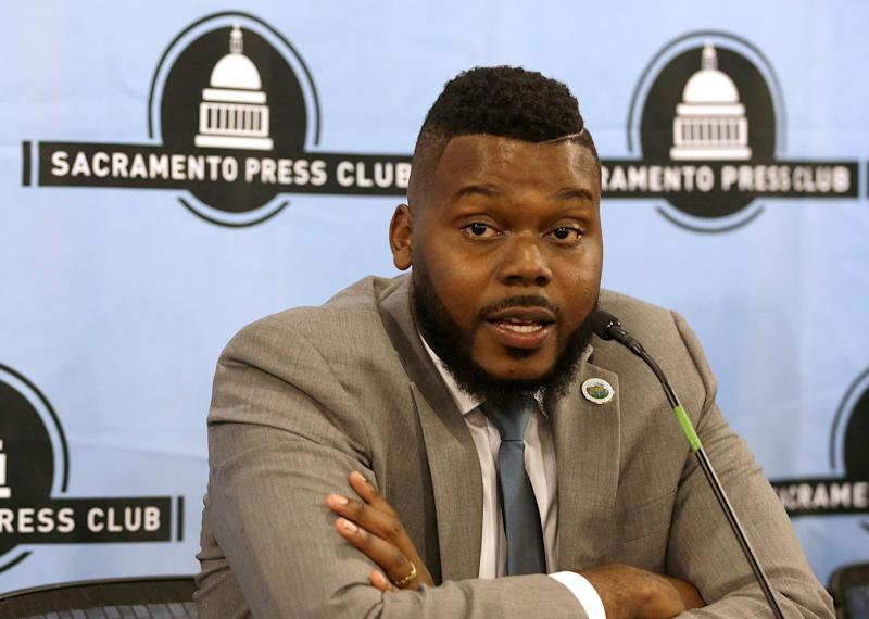 Stockton, California, Mayor Michael Tubbs has launched a program to provide universal basic income to a group of low-income residents. (Photo: ASSOCIATED PRESS)