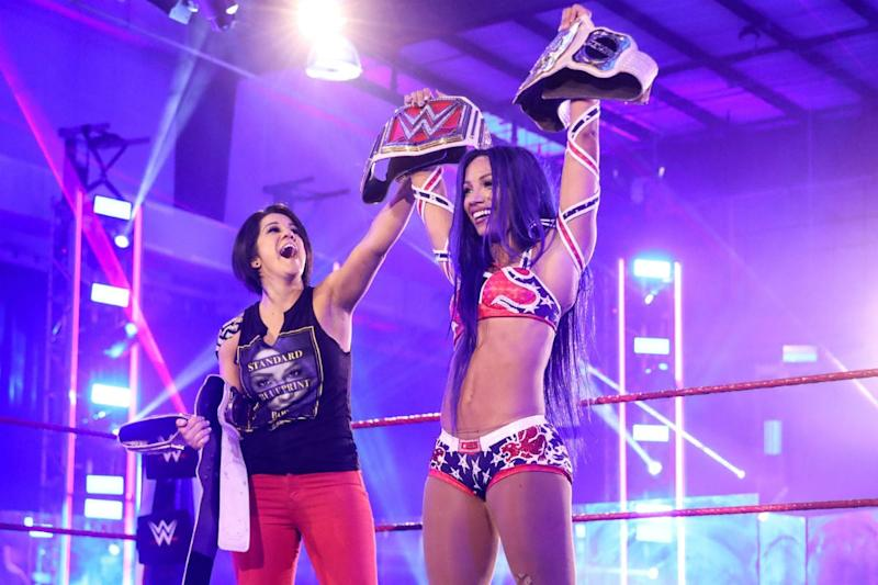 WWE Raw Full Results and Highlights, July 27: Sasha Banks Wins RAW Women's Championship, Drew McIntyre's Next Opponent Revealed