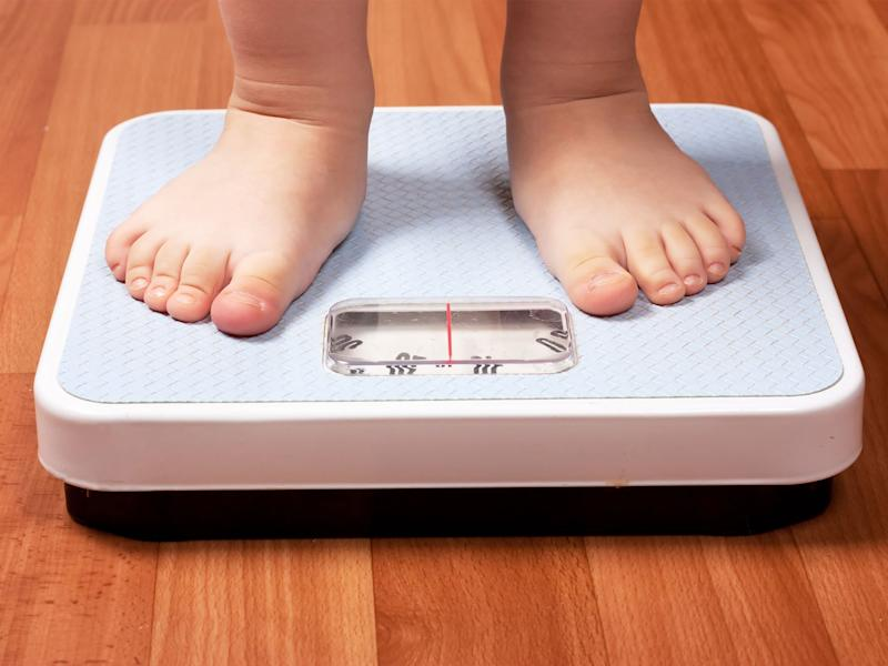 One in three children in the UK are obese or overweight by the time they leave primary school: Getty
