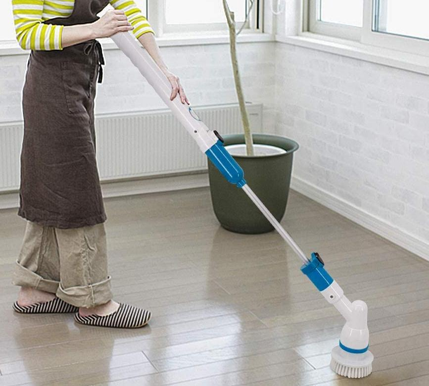 Amazon Prime members get the best deals—like $12 off this Youkada Electric Spin Scrubber. (Photo: Amazon)