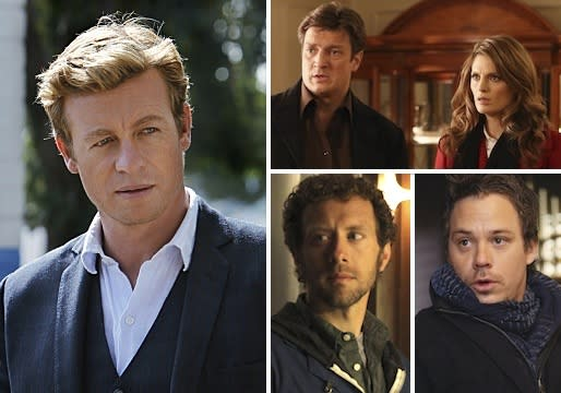 Matt's Inside Line: Scoop on Bones, Castle, The Mentalist, Revenge, H50, Glee, Once and More