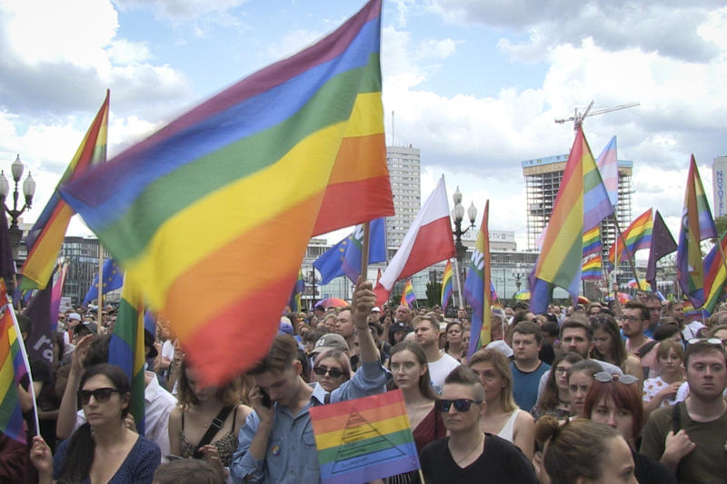 "The EU has called on all its member states to outlaw ""gay conversion therapy"""