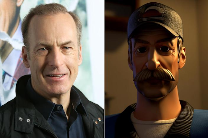 "<p><a href=""https://ew.com/tag/bob-odenkirk/"" rel=""nofollow noopener"" target=""_blank"" data-ylk=""slk:Bob Odenkirk"" class=""link rapid-noclick-resp"">Bob Odenkirk</a>'s Greg also returns this season in a new animated form.</p>"