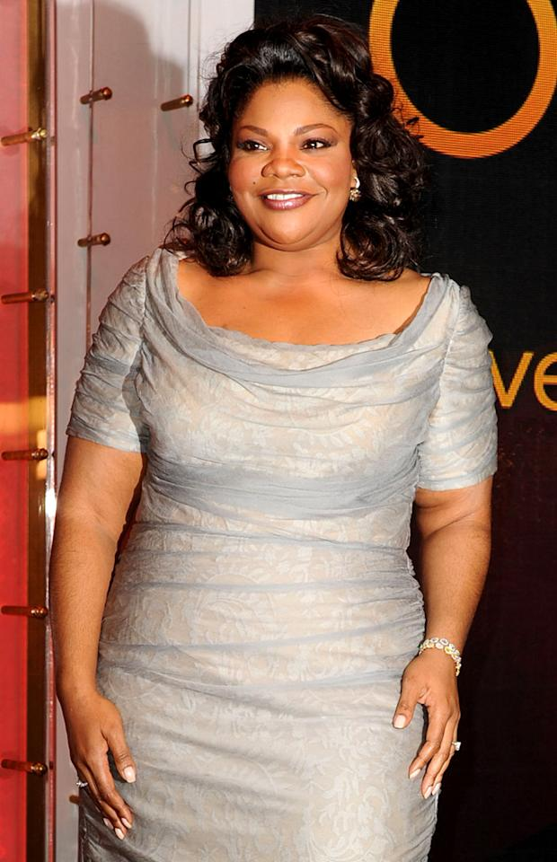 Actress/Comedian Mo'Nique turns 44 on December 11.