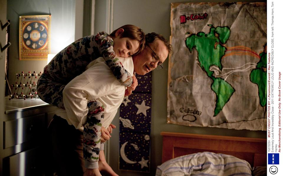 Best Picture nomination for Extremely Loud and Incredibly Close (2011) - Rex