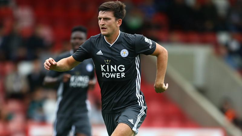 Maguire not affected by United and City speculation – Morgan