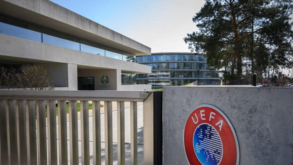 La sede Uefa a Nyon | FABRICE COFFRINI/Getty Images
